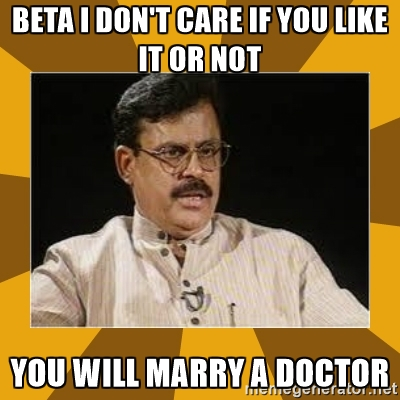 What Matchmaking Aunties Won't Tell You About Marrying a Doctor