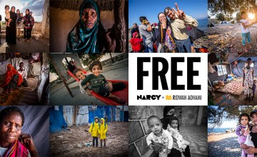 Narcy and Ridwan Adhami Present FREE – Restoring Humanity to the Refugee Crisis