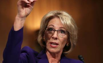 Pence's Tiebreaker Makes Betsy DeVos Education Secretary