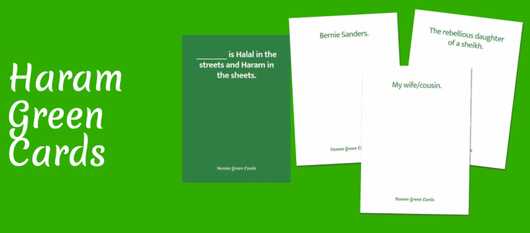 haram green cards