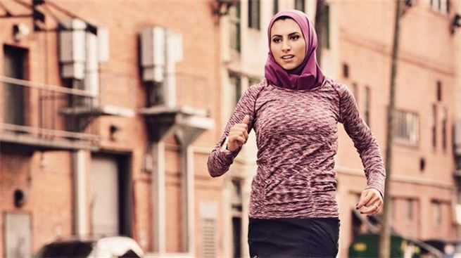 This Muslim Woman Is Running the Boston Marathon for Refugees