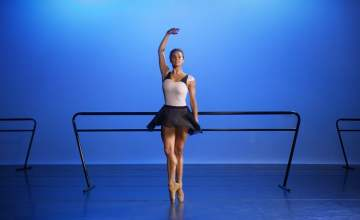 Women's History Month: Today's Woman Crush — Misty Copeland