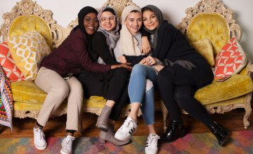 Muslim Girl Teamed Up With Getty Images to Change the Way You See Muslim Women