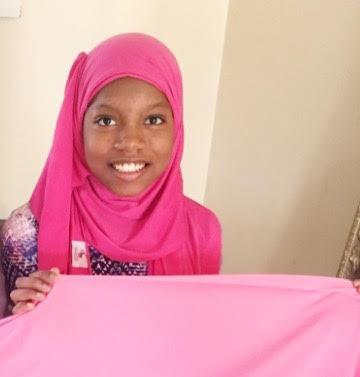 Meet the 10-Year-Old Muslim Entrepreneur of Hijabi Fits