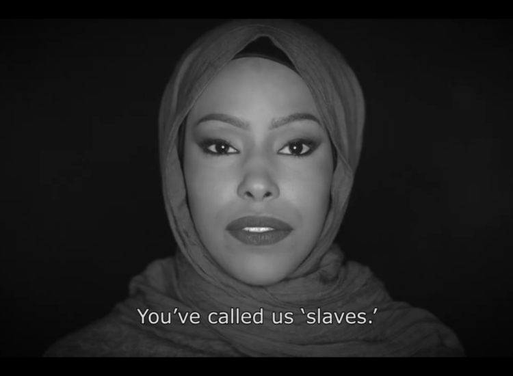 [VIDEO] Muslim Women to Ayaan Hirsi Ali: You Don't Speak for Us