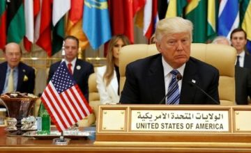 The Hypocrisy of Donald Trump & the Arab Islamic American Summit