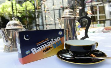 MG Eid Care Package Review: Ramadan Energy Bar