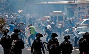 3 Palestinians Killed in Al-Aqsa Mosque During Protests