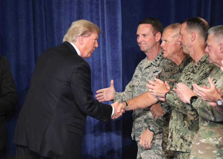 What You Need to Know About Trump's New War Plan in Afghanistan