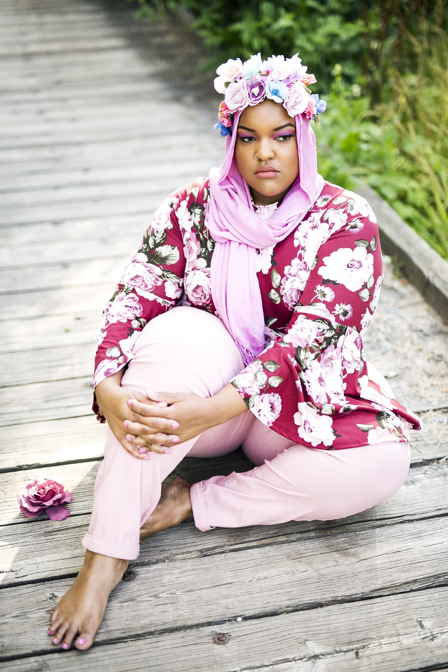 Makeup: Madinah Muhammad (Detroit, MI)