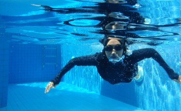 How Swimming Empowered Me as a Muslim Woman Wearing a Headscarf