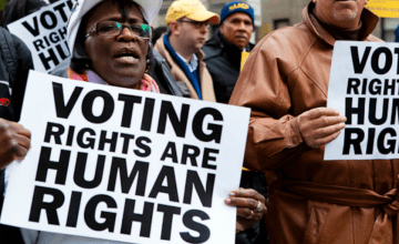 The New Jim Crow? Indiana Law Aims to Suppress Minority Voting