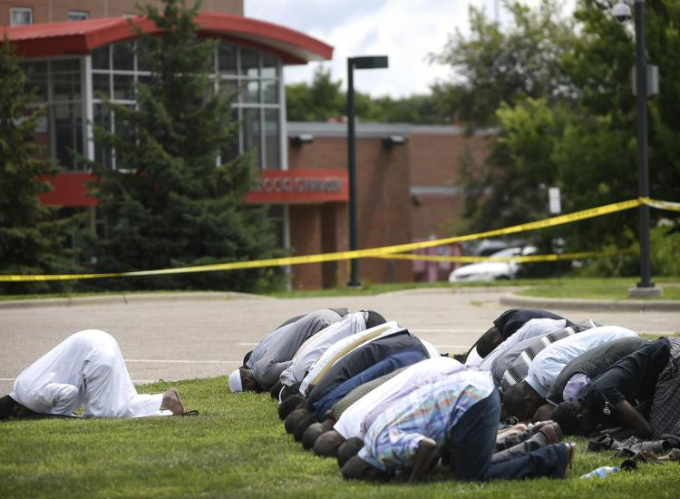 Bomb Blast in Minnesota Mosque Leaves Worshippers Shaken