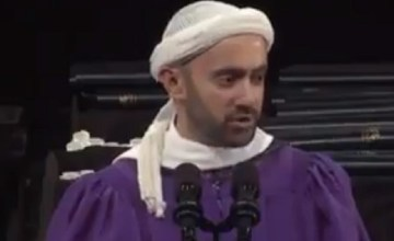 Imam Khalid Latif Reminds Us How to See the World Differently