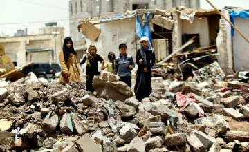 What You Can Do to Help the Humanitarian Crisis in Yemen