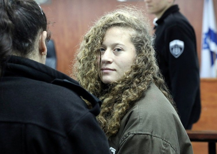 This Is What You Can Do for Ahed Tamimi and Her Family