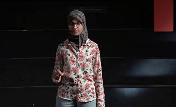This Woman Is Bored of Disputing Stereotypes Regarding Muslims