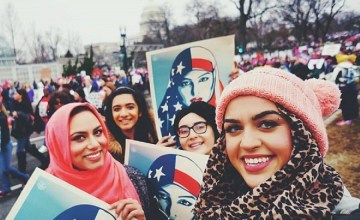 Our #MuslimGirlArmy Tells Us Why They Marched