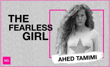 #MGTop8: The Fearless Girl Ahed Tamimi