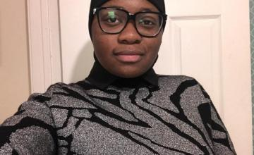 Muslim Girl Sits Down With Social Media Sensation Nadirah Pierre