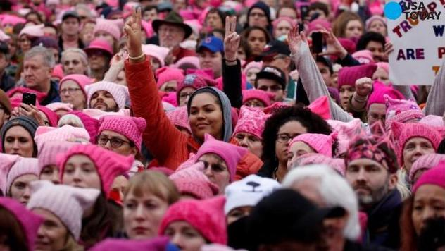 This Is Why Pink Feminist Hats Don't Represent Me