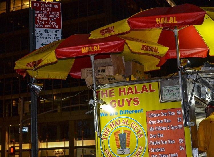8 of NYC's Best Halal Food Joints