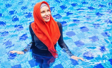 Here's What Muslim Women Really Want in Modest Swimwear