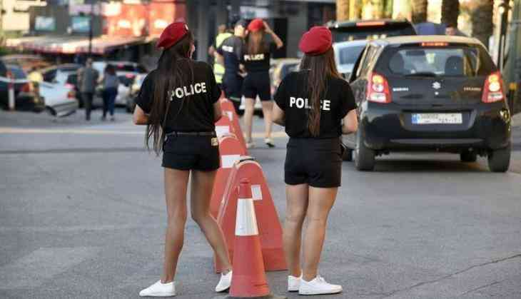 A Lebanese Town Changed Policewomen's Uniform to Attract Tourists
