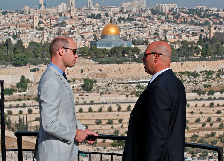 What Does Prince William's Visit to Jerusalem Mean for Palestine?