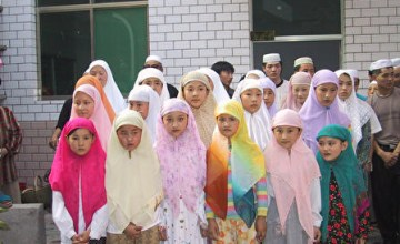 China's Brutal Family Separation Policy Leaves Muslim Children as Orphans
