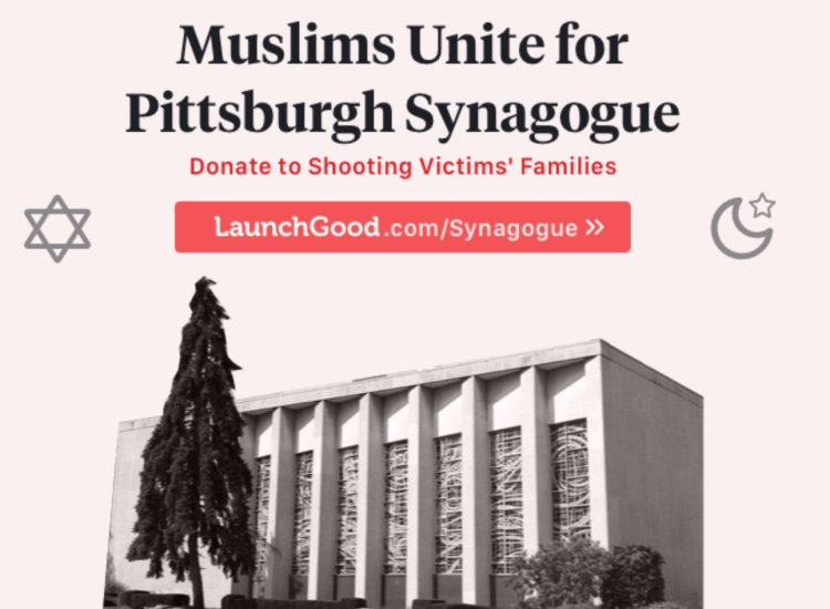 Muslim-Led Crowdfunding Efforts Raise Thousands for Victims of Synagogue Shooting