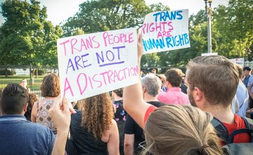 #WontBeErased: Transphobia Has No Place Here