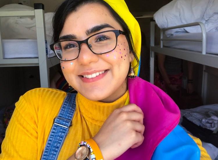 Muslim Girl Scholarship: Mahrukh Rose