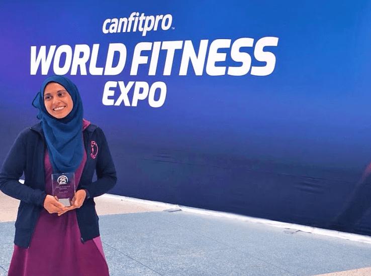Meet Amina Khan, the Health Guru Working to Revolutionize the Fitness Space