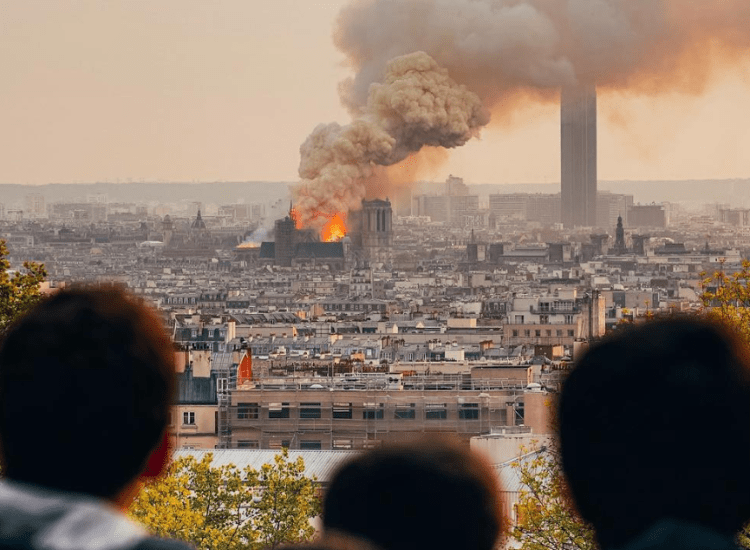 How Did the Notre Dame Fire Become Hate Fodder for the Alt-Right?