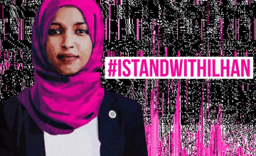 #IStandWithIlhan: What the Latest Attacks Against Ilhan Omar Tell us About Anti-Blackness