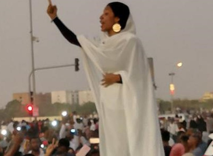 Dear Sudan, We Stand With You