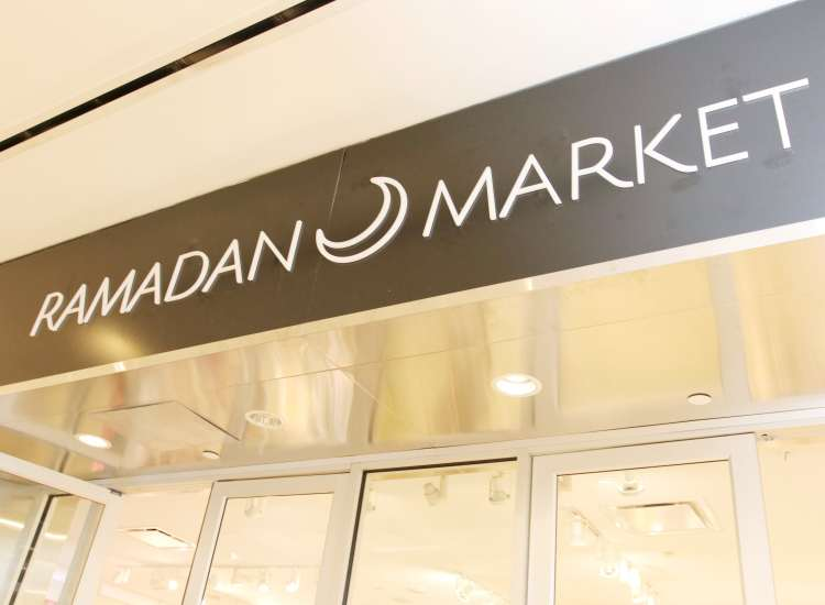 Toronto's Ramadan Market Is a First of Its Kind in North America