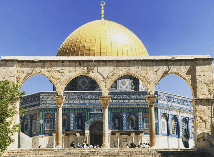 While We Concluded Our Ramadan in Peace, Masjid Al Aqsa Was Under Siege