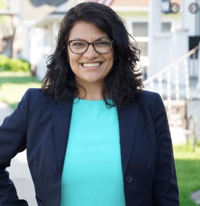 Representative Rashida Tlaib (D-MI) Wins Primary thumbnail