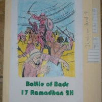 Battle of Badr Lapbook