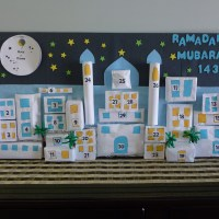 Ramadan Calendar 2013/1434H - Skyline