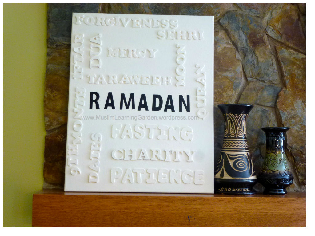 Craft Ideas For Muslim Kids