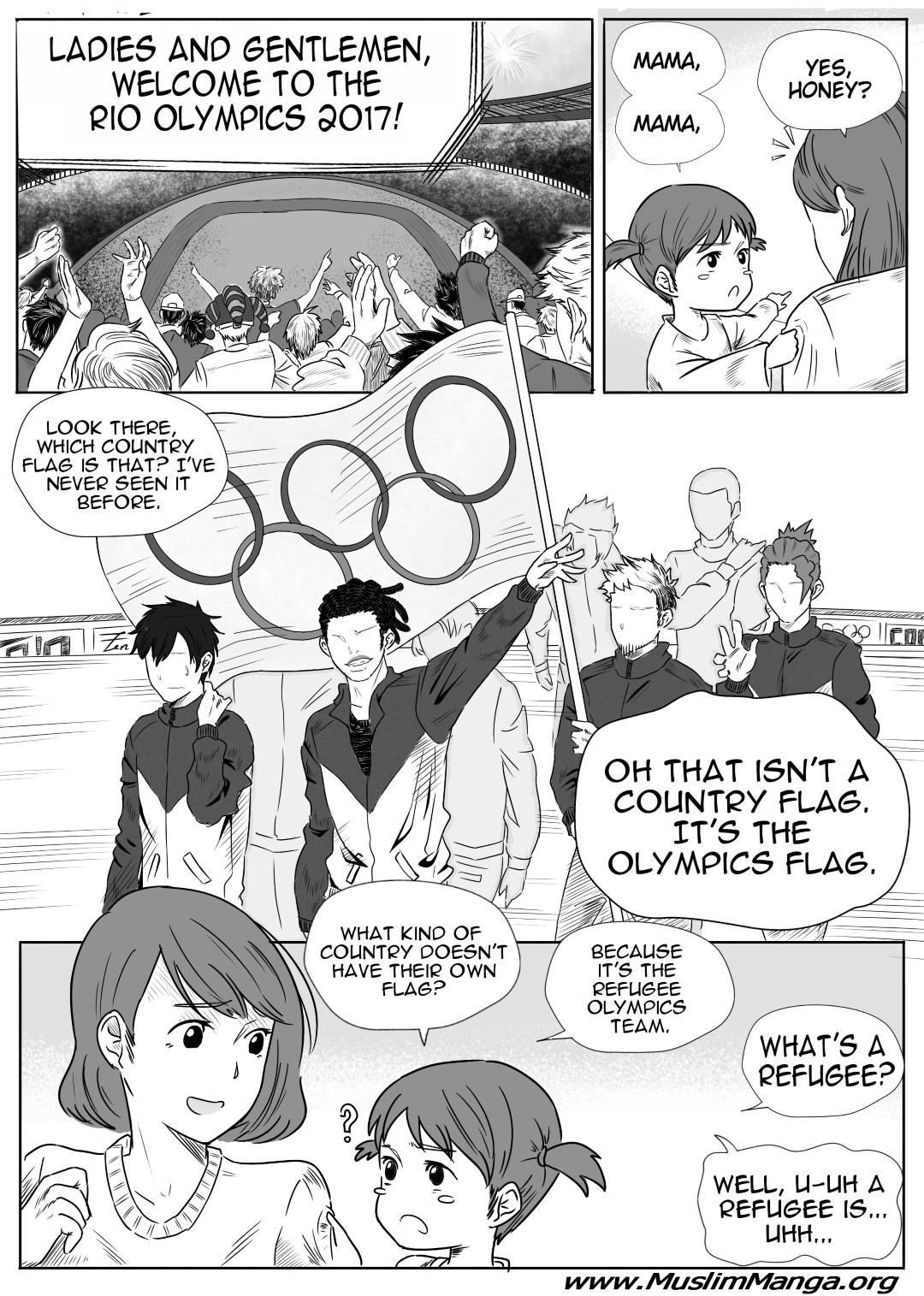 refugee olympics 1