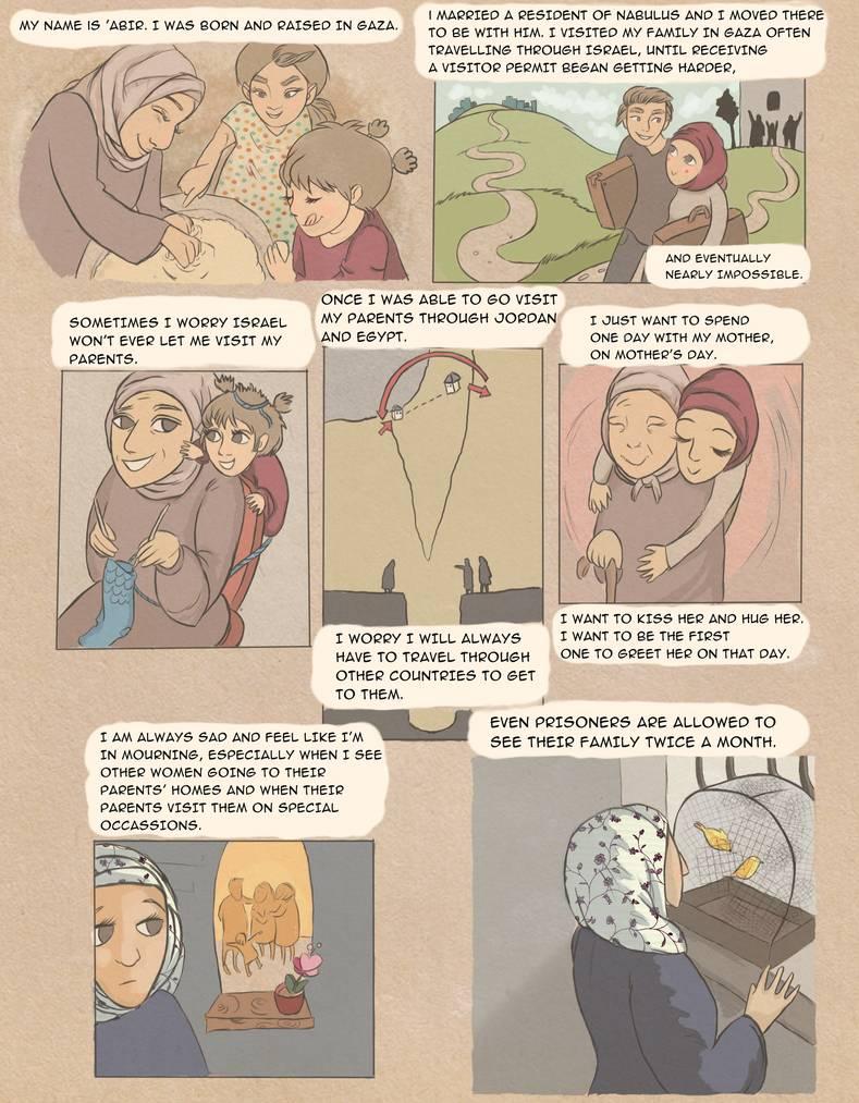 abir sharafs story