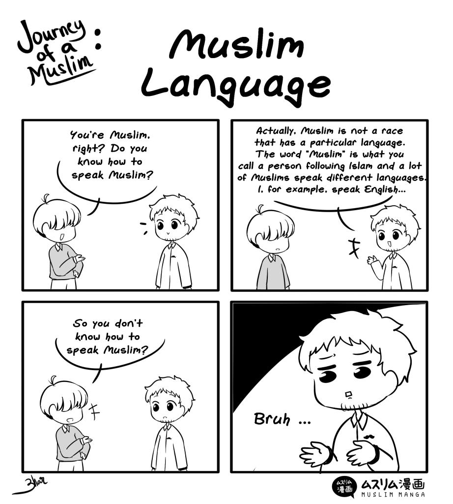muslim language