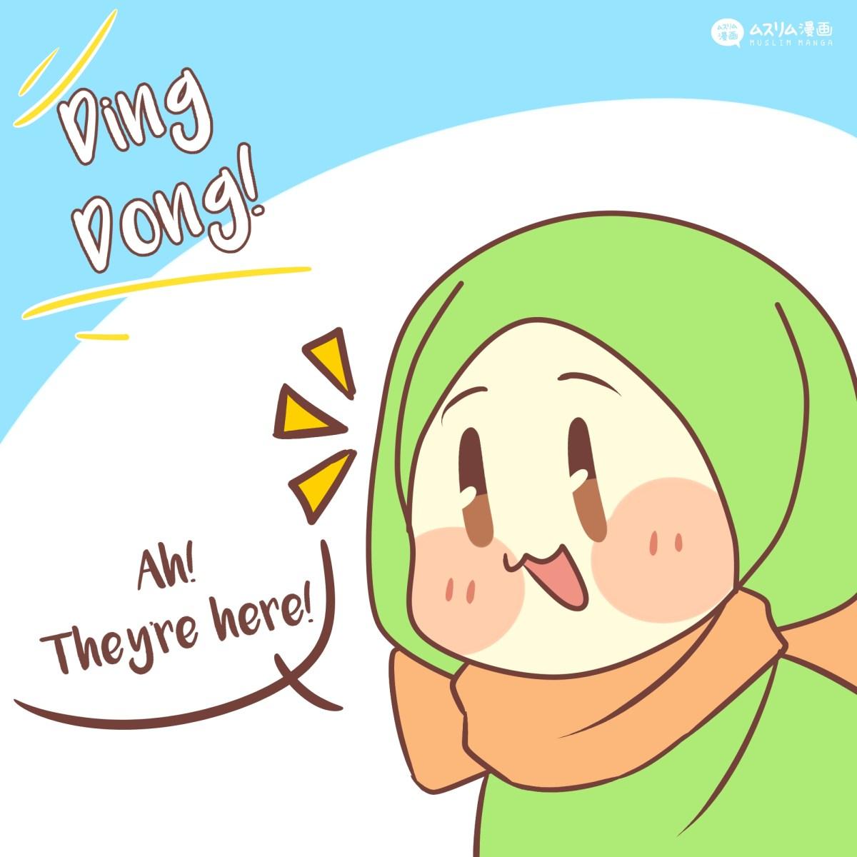 muslim manga comics iftar 2