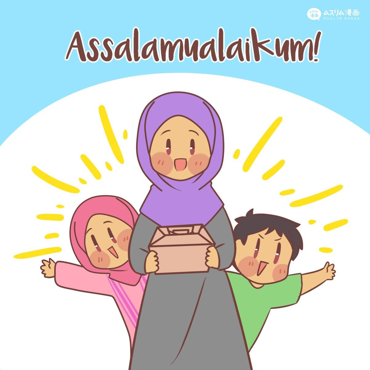 muslim manga comics iftar 3