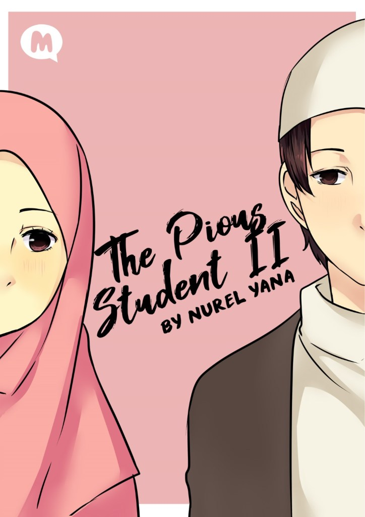 The Pious Student Cover