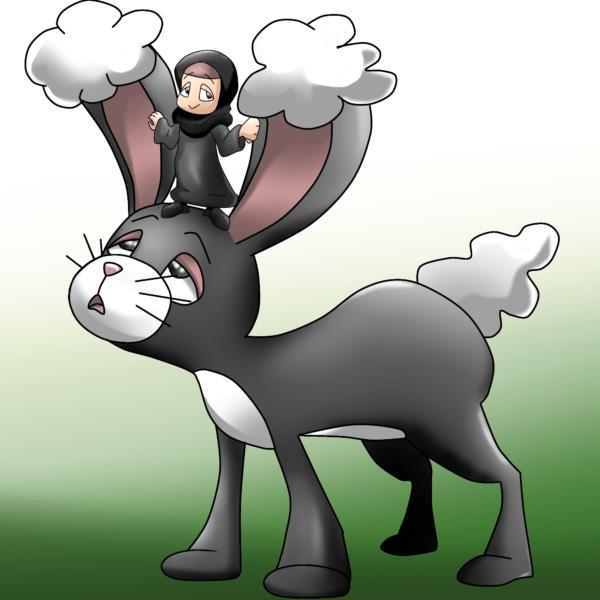 Kiko_Kittengarten - Bunny